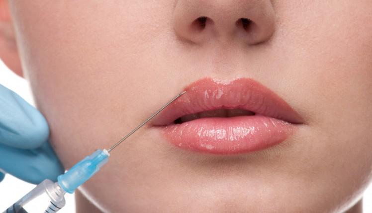 Como Engrossar os Lábios