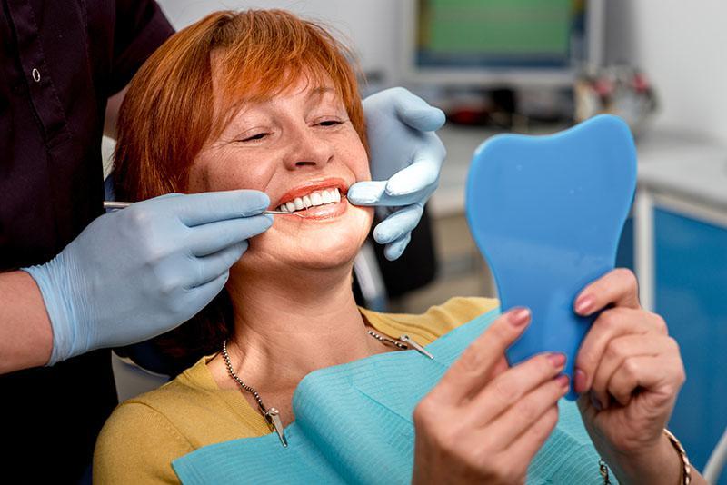 Dentaduras Fixas